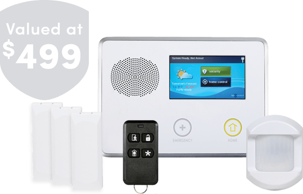 Core. Get Outstanding Value With A Dependable Home Security System